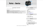foto-beta szablon allegro